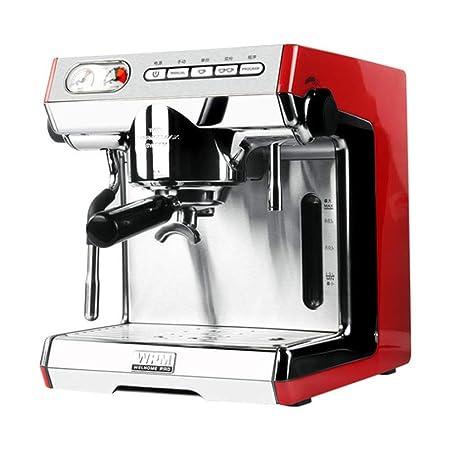 SUNHAO Cafetera Máquina de café exprés de alta presión profesional ...