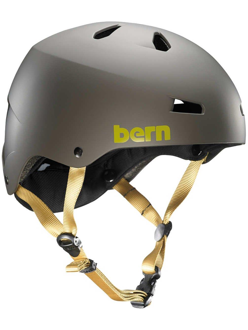 Bern Herren Helm Macon EPS Thin Shell