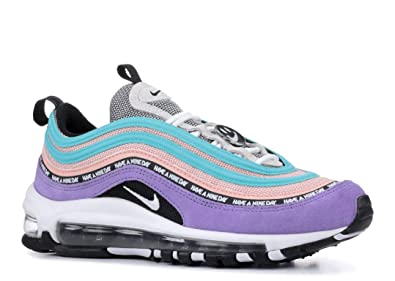 Original Authentic Nike Air Max 97 Reflective Logo Women