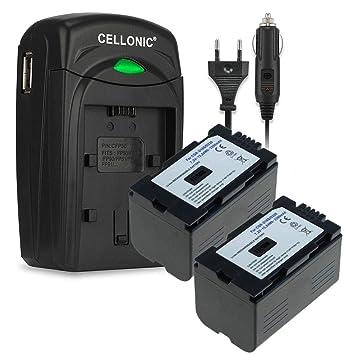 Batería premium para Panasonic nv-ds150 ds27 ds28
