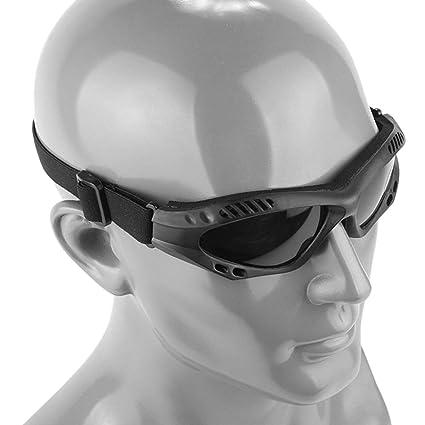 Lorenlli Motocicleta Caza Desierto Militar Gafas de Sol a ...