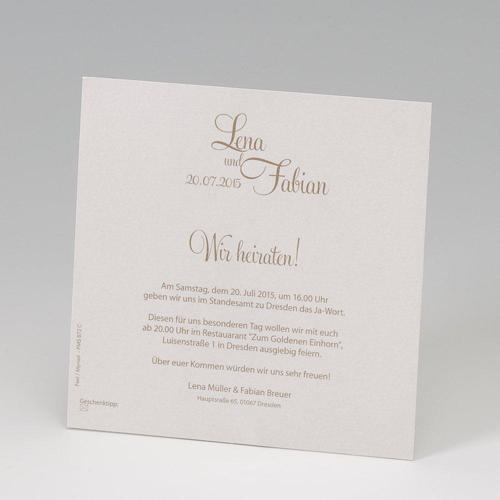 Erfreut Hochzeits Einladung Film Thema Ideen - Brautkleider Ideen ...