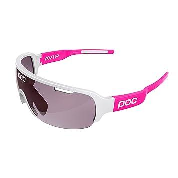 POC Do Half Blade Sonnenbrille, Unisex, für Erwachsene Einheitsgröße Weiß (Hydrogen White)