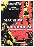 Exploitation: Maczeta / Grindhouse: Death Proof / Grindhouse 2: Planet Terror [3DVD] (English audio)