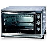 Ariete 976 Bon Cuisine 520 Metal Mini Oven with Rotisserie and Fan, 52 Litre