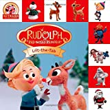 Rudolph the Red-Nosed Reindeer Lift-the-Flap Tab, Roger Priddy, 0312517491