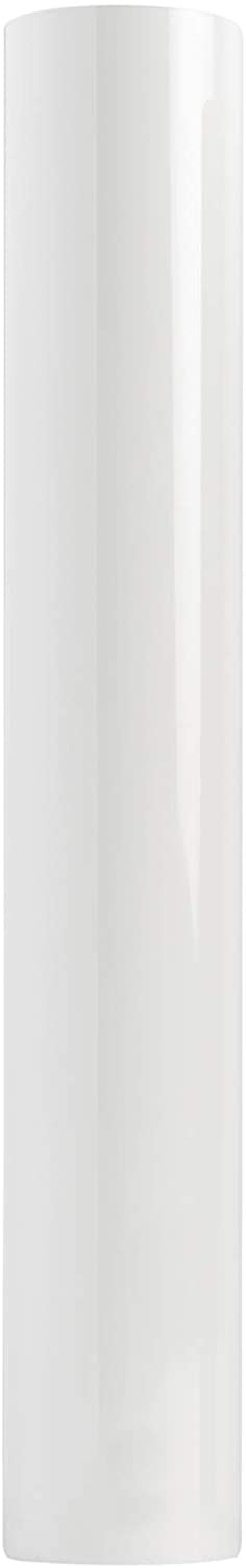 """Cricut Everyday Iron On Vinyl Sheets, 12"""" x 144"""", DIY Supplies - White Value Pack"""
