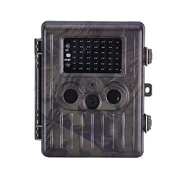 Cámara de exterior de visión nocturna, 16 MP, 1080p,
