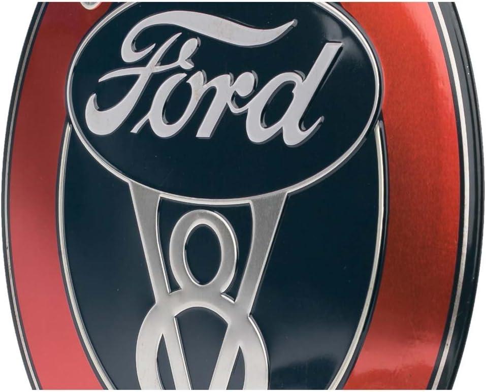 Open Road Brands Ford Genuine Parts V8 Blechschild Rund Geprägt Alle Produkte