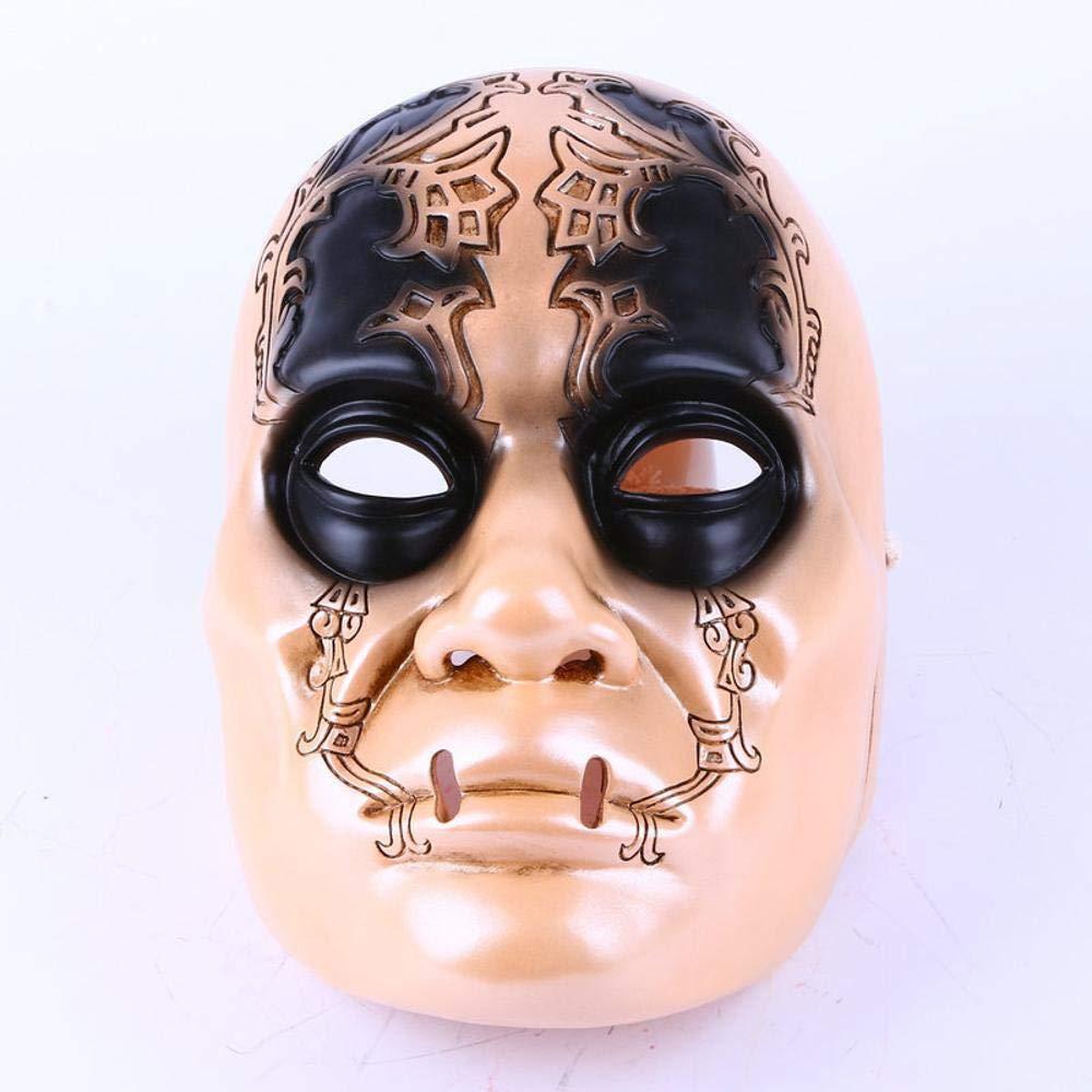 QJXSAN Collector's Edition Film Maske Thema Maske Todesser Maske Harz Dekorative Maske B07HD3ZFG3 Masken für Erwachsene Neuer Stil | Qualitätskönigin