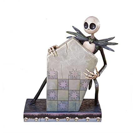 Disney Traditions By Jim Shore  The Nightmare Before Christmas Jack Skellington Figurine