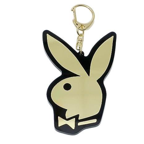 Amazon.com: Playboy Playboy/Llavero acrílico/Conejo [oro ...