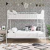 Novogratz Bushwick Metal Bunk Bed, Kid's Bedroom
