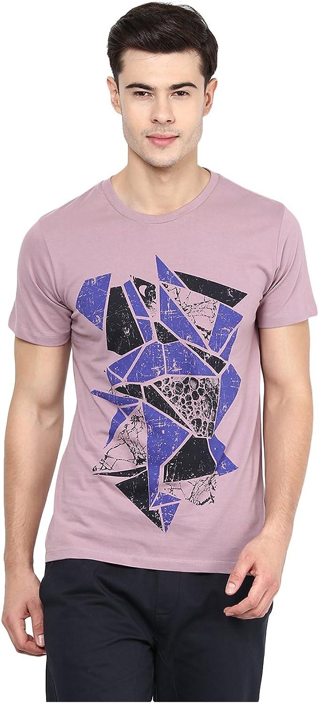 Yepme - Camiseta De Los Bloques Quebrados - Color De Malva ...