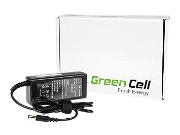 Green Cell® Lenovo CPA-A065 Cargador Notebook CA Adaptador para Lenovo Ordenador (Salida