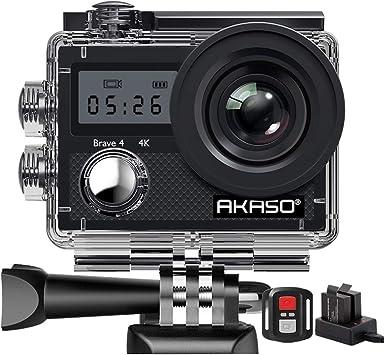 Akaso Action Camera 4k 20mp Action Kamera Kamera