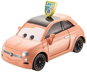 Amazon.com: Disney World Of Cars, Race Fans Die-Cast Vehicle ...