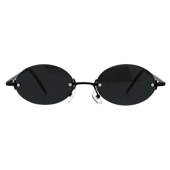 Amazon.com: Gafas de sol retro vintage para hombre con borde ...