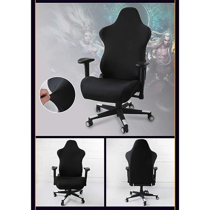 Kylewo Fodere per sedie da Gioco estensibili Fodere per