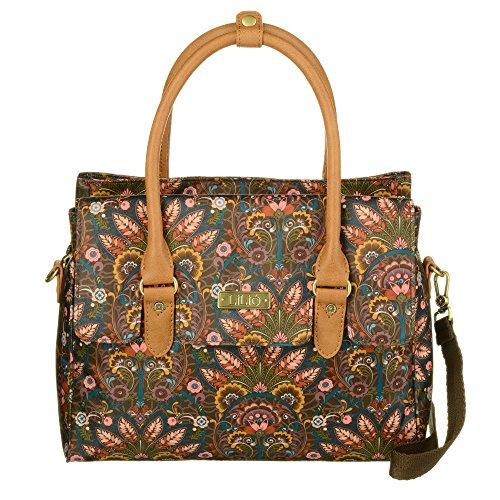 LiLiÓ Amsterdam Handtasche Handbag Chestnut
