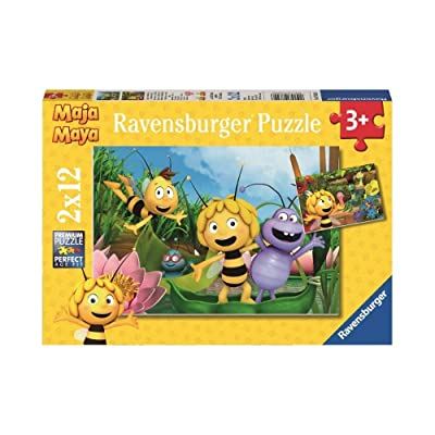 Ravensburger 07624 BM: Biene Maja Excursion with Maya The Bee, Puzzle: Toys & Games