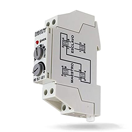 Dinuy RE.EL1.LE1 - Regulador modular para leds