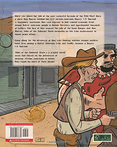 Bass Reeves: Tales of the Talented Tenth, no. 1