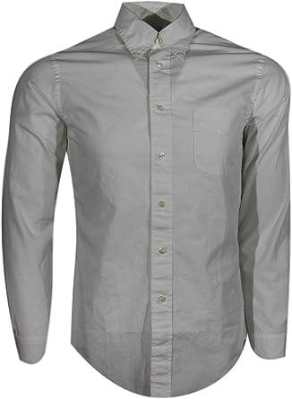 Banana Republic - Camisa de vestir de lino para hombre ...