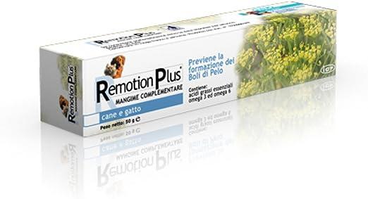 Drn remoción Plus Pienso complementario para gatos 50g: Amazon.es: Salud y cuidado personal