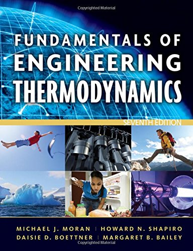 - Fundamentals of Engineering Thermodynamics