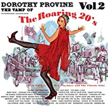 The Roaring 20's Volume 2 by Dorothy Provine (2015-11-20)