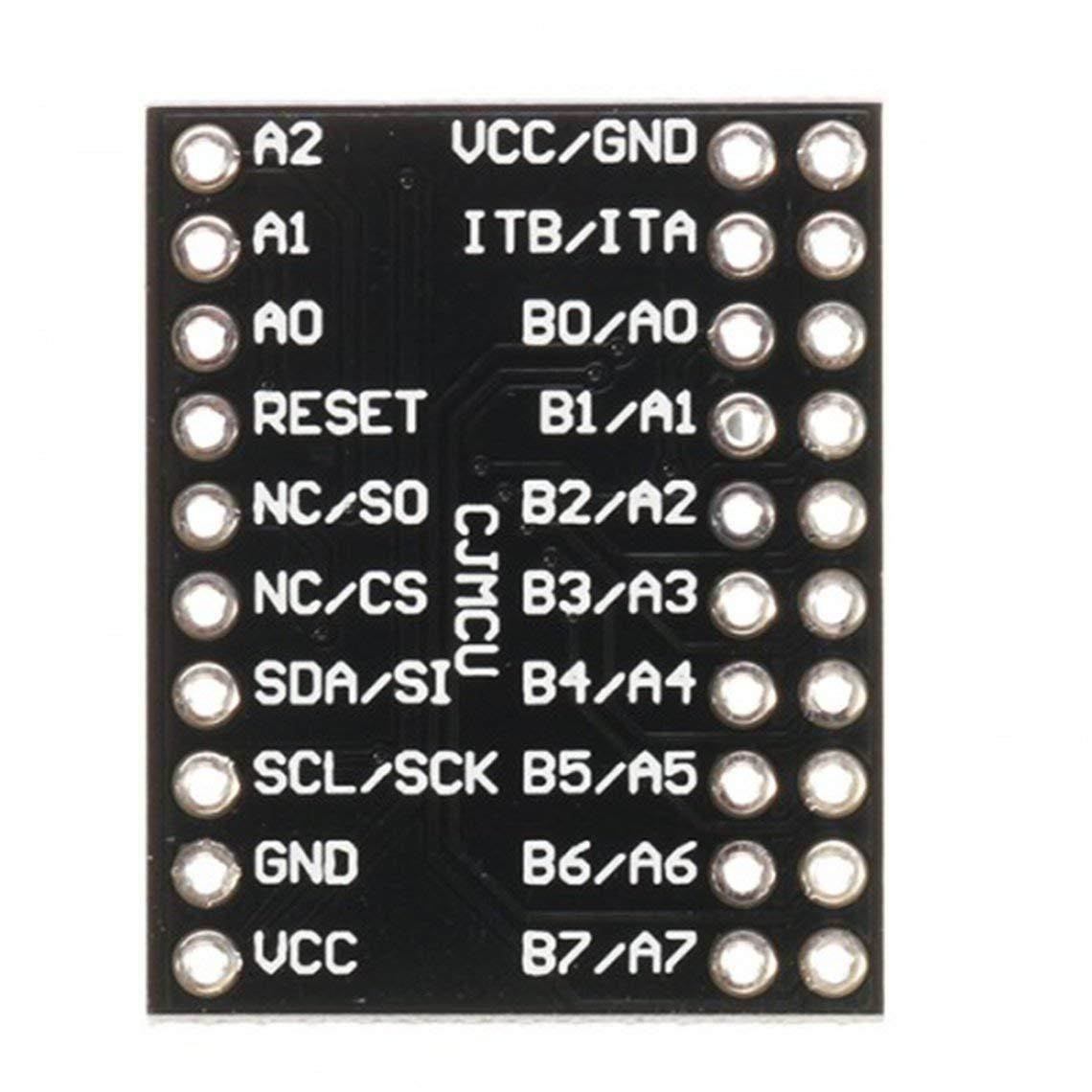 MCP23017 DIP SOP  Bidirectional 16-Bit I//O Expander I2C IIC Serial Interface