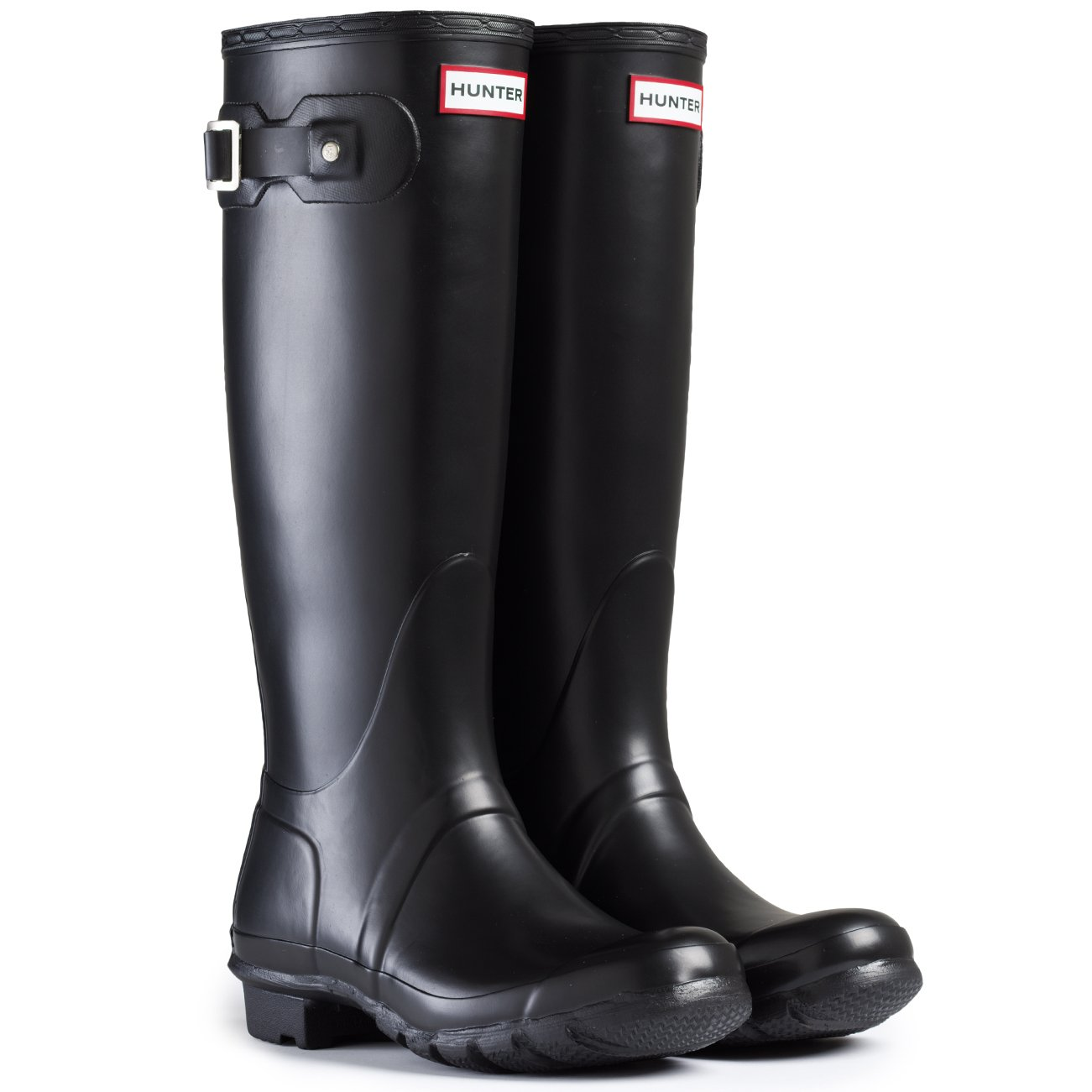 Hunter Tall Wellington Boot: Size 10 W by Hunter (Image #1)
