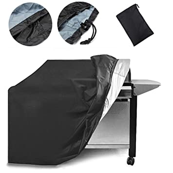 190*71*117CM BBQ COVER OUTDOOR WATERPROOF GARDEN BARBECUE GRILL GAS PROTECTOR UK