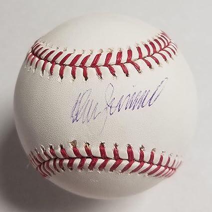 Baseball-mlb Don Zimmer Autographed Baseball