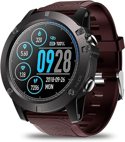 Amazon.com: Zeblaze Vibe 3 PRO Reloj inteligente, frecuencia ...