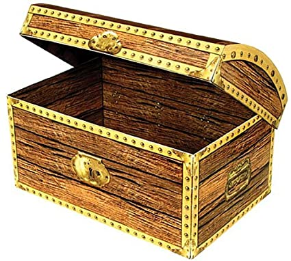 Strange Shindigz Treasure Chest Centerpiece Home Interior And Landscaping Ologienasavecom