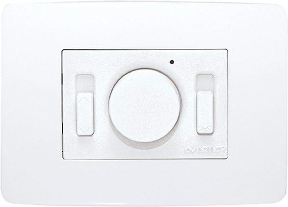 Vortice caja Grupo controles Regulador Empotrar para Ventiladores ...