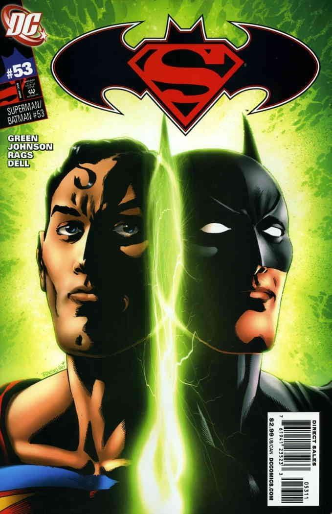 Batman #53 A Cover DC VF//NM Comics Book