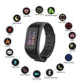 Blood Pressure Monitor Watch,Waterproof Color