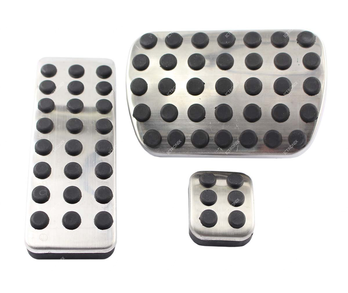 Pedal Caps Accelerator Pedal Set for Brake Pedals Footrest