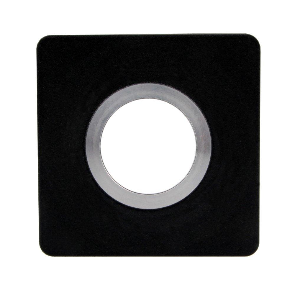 Gaoersi Copal Compur Prontor#0 レンズボード80×80mm Horseman Field 4インチ×5インチの大判カメラ用   B01LYVPMOG