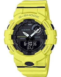 Casio G-SHOCK Reloj Analógico-Digital, 20 BAR, Negro, para Hombre, GA-100-1A1ER: Amazon.es: Relojes