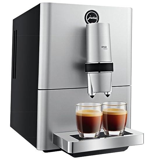 Jura ENA Micro 5 Aroma+ Cafetera súper automática para 2 Tazas de ...