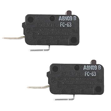 Podoy j61415g10 X N interruptores para microondas Panasonic ...