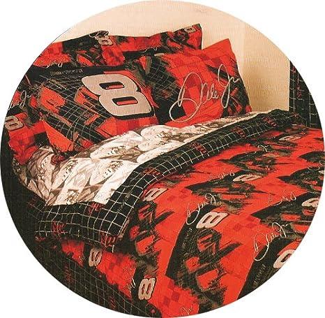 Amazon.com: Nascar Dale Jr. # 8 Funda de almohada: Home ...