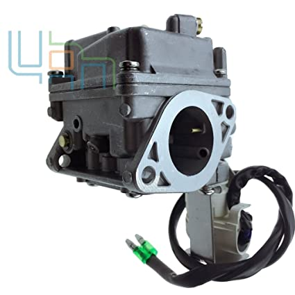 Amazon com: New Carburetor for YAMAHA 4 Stroke 15HP 20HP 6AH