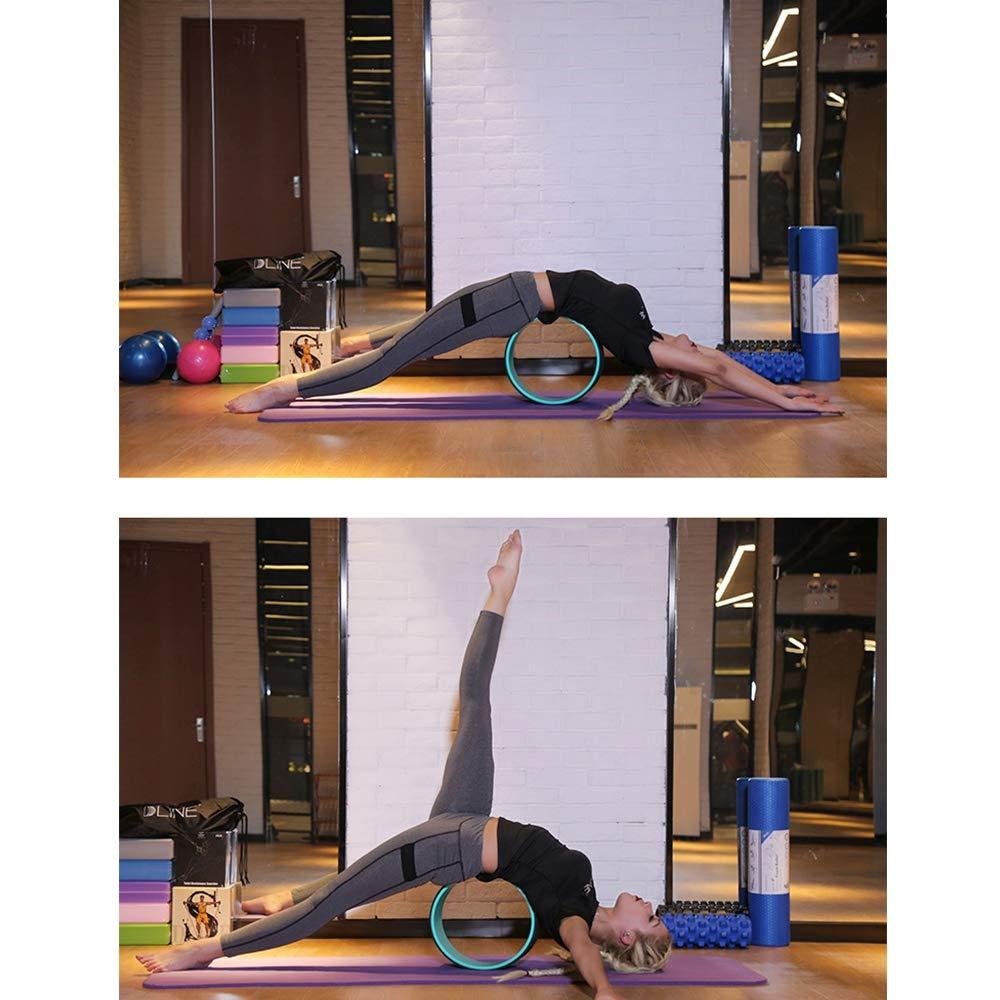 Amazon.com: NOBLJX Yoga Wheel Trapeze Strong Premium Back ...