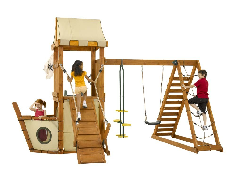 Plum Klettergerüst : Plum products endeavour holz klettergerüst outdoor play centre