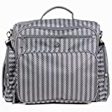 Zohzo Aldridge Diaper Backpack - Diaper Bag With Changing Pad